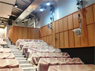 Acoustic Walls for Bristol University