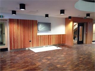 Acoustic Walls for Bristol University