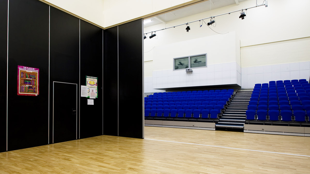 Folding Wall Partitions