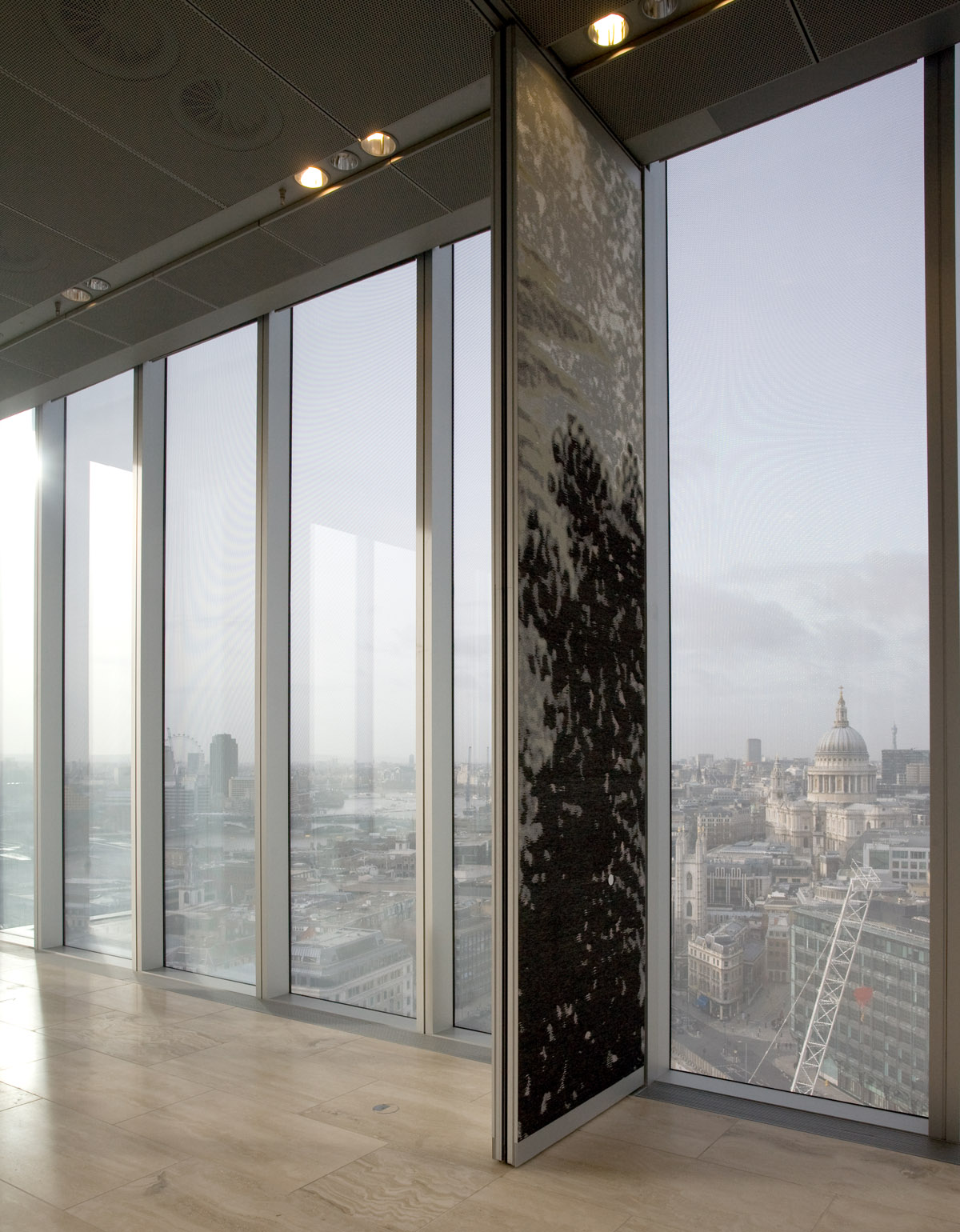 Folding Wall Partitions - London