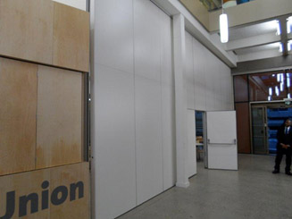 Folding Walls Creative Environments