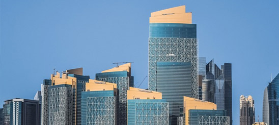 Wall Partitions for UAE Towers