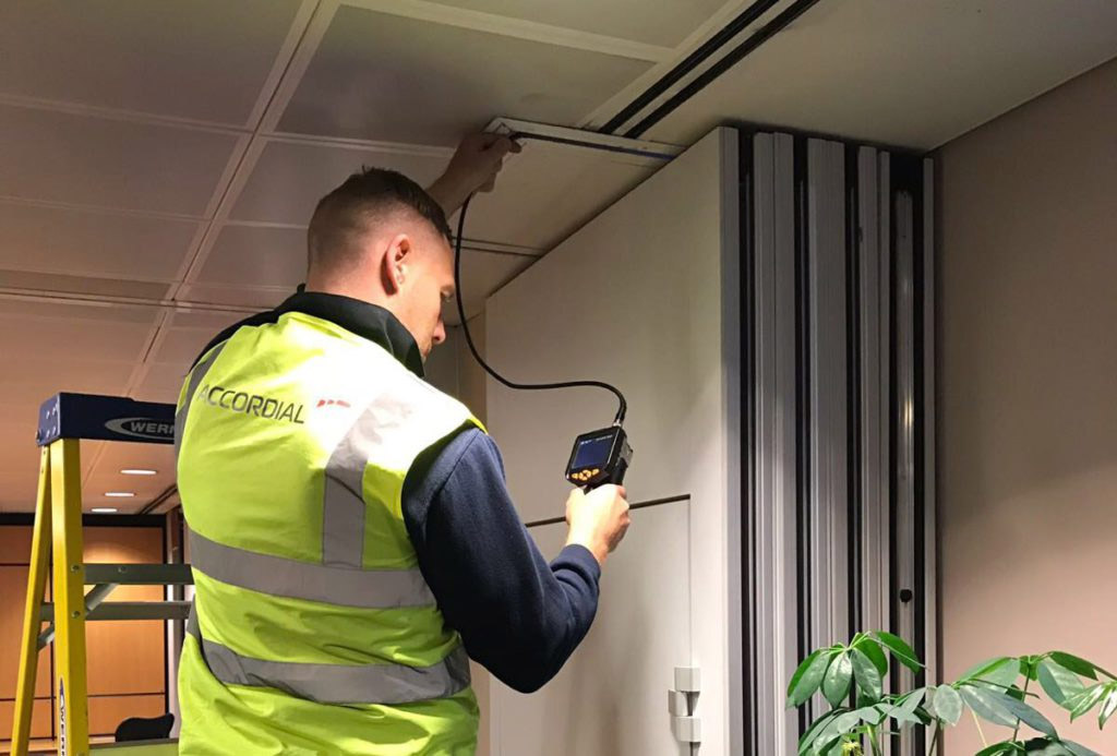 Movable Wall Service